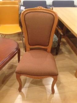 ロココ調椅子